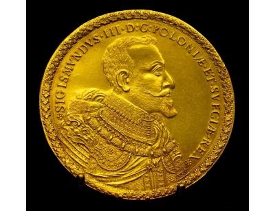 Najdroższa polska moneta zastała wybita w Bydgoszczy.