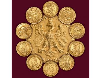 Złoto czasów dynastii Jagiellonów - Wydanie II