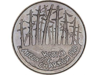 2 zł – Katyń, Miednoje, Charków – 1940