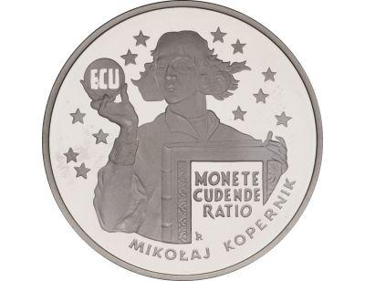 20 zł – Mikołaj Kopernik - ECU