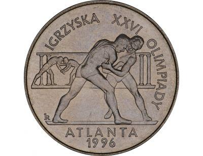 2 zł – Igrzyska XXVI Olimpiady - Atlanta 1996