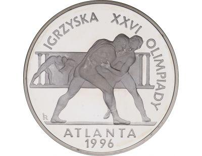 20 zł – Igrzyska XXVI Olimpiady - Atlanta 1996
