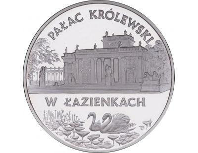 20 zł – Pałac Królewski w Łazienkach
