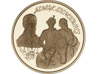 200 zł – Henryk Sienkiewicz (1846-1916)