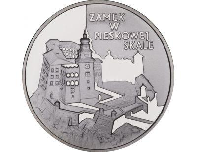 20 zł – Zamek w Pieskowej Skale