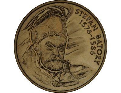 2 zł – Stefan Batory (1576 - 1586)