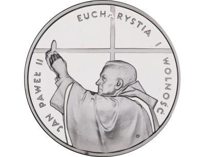 10 zł – Jan Paweł II - Kongres Eucharystyczny we Wrocławiu