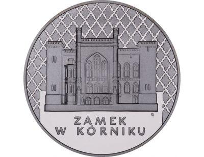 20 zł – Zamek w Kórniku