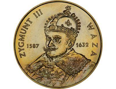 2 zł – Zygmunt III Waza (1587 - 1632)