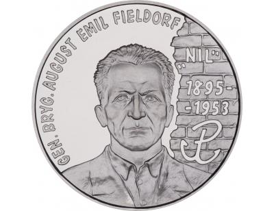 10 zł – 45. rocznica śmierci gen. A.E. Fieldorfa
