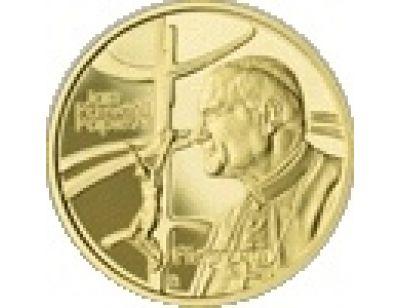100 zł – Jan Paweł II - Papież pielgrzym