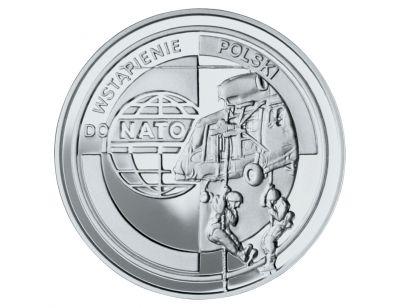 10 zł – Wejście Polski do NATO