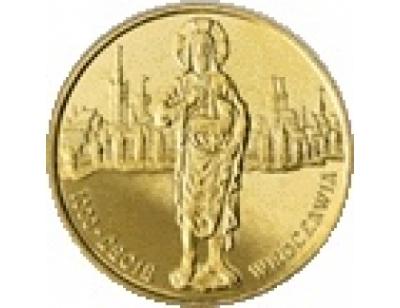 2 zł – 1000-lecie Wrocławia
