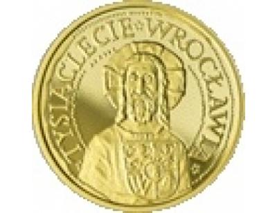 200 zł – 1000-lecie Wrocławia