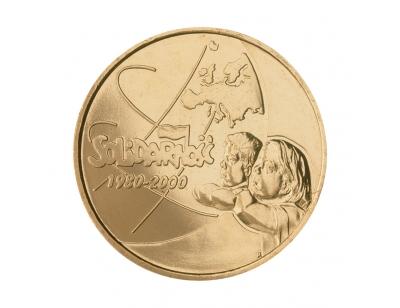 2 zł – 20-lecie powstania Solidarności