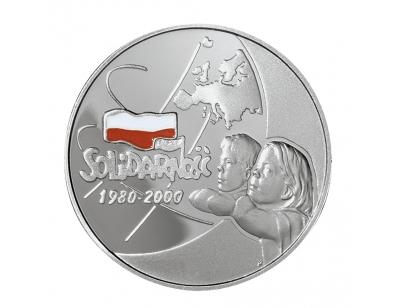 10 zł – 20-lecie powstania Solidarności