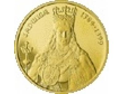 100 zł – Jadwiga (1384 - 1399)