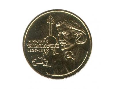2 zł – XII Międzynarodowy Konkurs im. Henryka Wieniawskiego