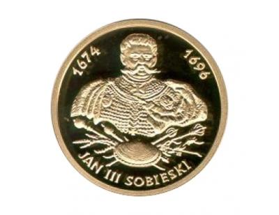 100 zł – Jan I Sobieski (1674-1696)