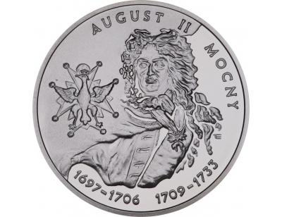10 zł – August II Mocny (1697-1706; 1709-1733)