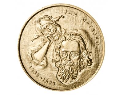 2 zł – Jan Matejko (1838-1893)
