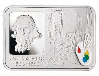 20 zł – Jan Matejko (1838-1893)