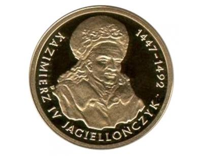 100 zł – Kazimierz IV Jagiellończyk (1447-1492)
