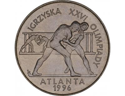 2 zł – Igrzyska XXVI Olimpiady – Ateny 2004