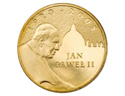 2 zł – Papież Jan Paweł II