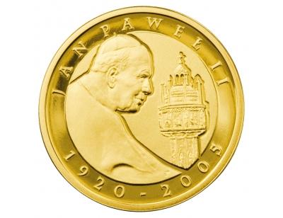 100 zł – Papież Jan Paweł II