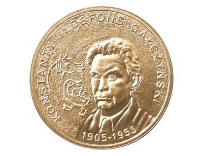 2 zł – Konstanty Ildefons Gałczyński (1905-1953) – 100. rocznica urodzin