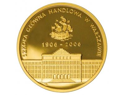 200 zł – 100-lecie Szkoły Głównej Handlowej w Warszawie