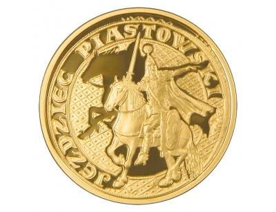 200 zł – Jeździec piastowski