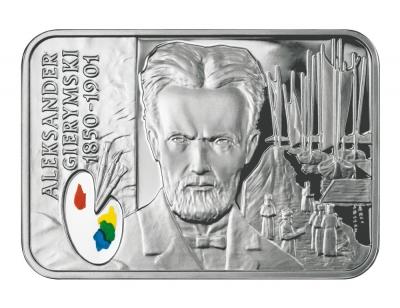 20 zł – Aleksander Gierymski (1850-1901)