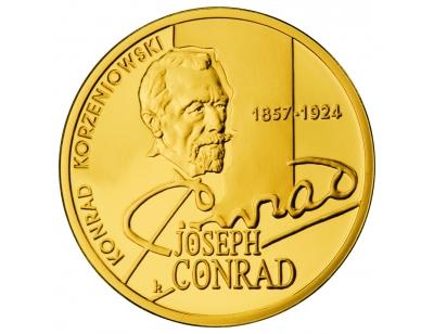 200 zł – Konrad Korzeniowski/Joseph Conrad (1857-1924)