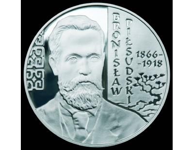 10 zł – Bronisław Piłsudski (1866-1918)