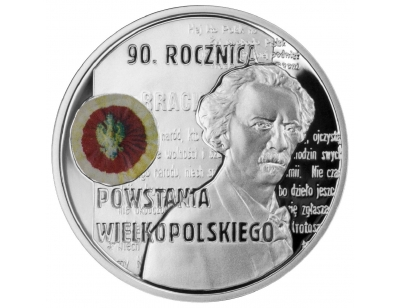 10 zł – 90. rocznica Powstania Wielkopolskiego