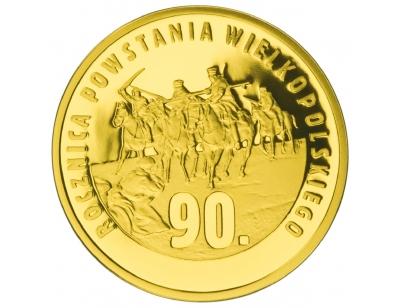200 zł – 90. rocznica Powstania Wielkopolskiego