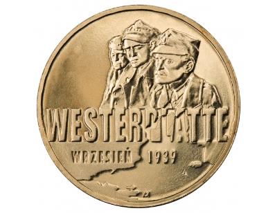 2 zł – Wrzesień 1939 r.