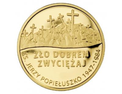 37 zł – 25. rocznica męczeńskiej śmierci księdza Jerzego Popiełuszki