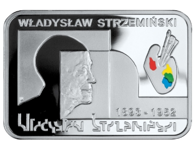 20 zł – Władysław Strzemiński (1893-1952)
