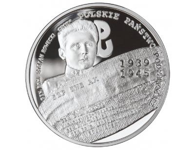 10 zł – 70. rocznica utworzenia Polskiego Państwa Podziemnego