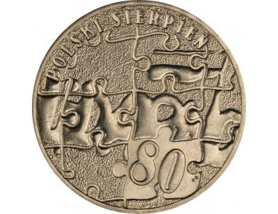 2 zł – Polski sierpień 1980