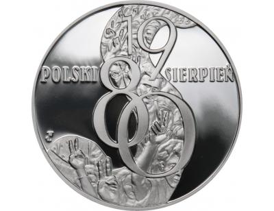 10 zł – Polski sierpień 1980