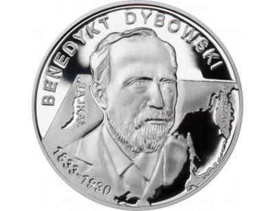 10 zł – Benedykt Dybowski