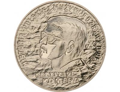 2 zł – Krzysztof Komeda