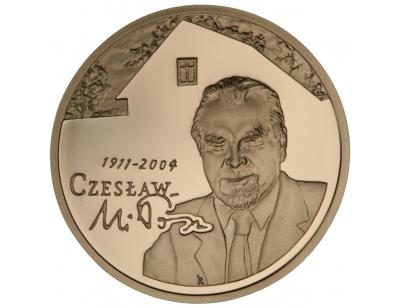 200 zł – Czesław Miłosz (1911 – 2004)