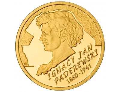200 zł – Ignacy Jan Paderewski