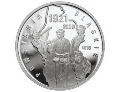 10 zł – Powstania Śląskie