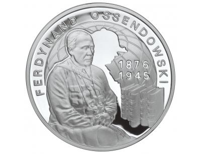 10 zł – Ferdynand Ossendowski